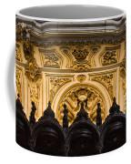 Mezquita Cathedral Choir Stalls Details Coffee Mug