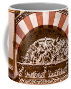 Mezquita Cathedral Religious Carving Coffee Mug