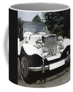Mg Classic Car Coffee Mug