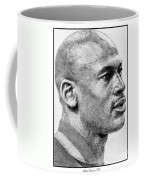 Michael Jordan In 1990 Coffee Mug