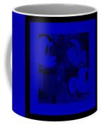 Mickey In Blue Coffee Mug