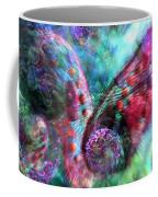 Microscope Dreaming 3 Coffee Mug
