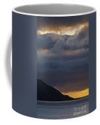 Mid-summer Night Blues Coffee Mug by Heiko Koehrer-Wagner