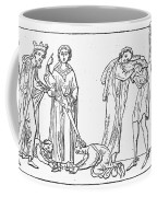 Middle Ages: Knighting Coffee Mug by Granger