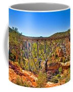 Midgley Bridge Sedona Arizona Coffee Mug
