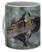 Midland Painted Turtles Coffee Mug