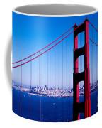 Mighty Golden Gate Coffee Mug