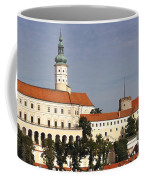 Mikulov Castle Coffee Mug
