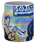 Miles Of Jazz Coffee Mug