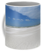 Miles Of Sand Coffee Mug