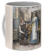 Miles Standish Coffee Mug