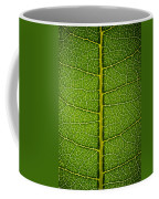 Milkweed Leaf Coffee Mug