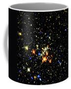 Milky Way Star Cluster Coffee Mug