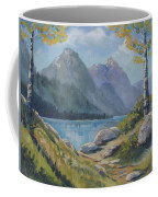 Mills Lake Coffee Mug