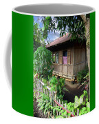Minahasa Traditional Home 1 Coffee Mug