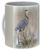 Mingo Great Blue Coffee Mug