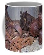 Mining Drill Bit Coffee Mug