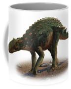 Minmi Paravertebra, A Prehistoric Era Coffee Mug
