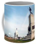 Minnesota Monument At Gettysburg Coffee Mug