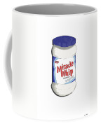 Miracle Whip Coffee Mug by George Pedro