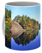 Mirror Image Coffee Mug by Susan Leggett