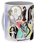 Mirror Ladies Coffee Mug