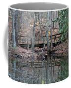Mirrored Bridge Coffee Mug
