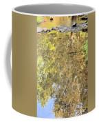 Mirroring Autumn Coffee Mug