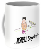 Mishell Shocked Coffee Mug
