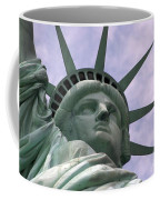 Miss Liberty Coffee Mug