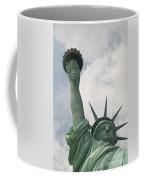 Miss Statue Of Liberty Coffee Mug