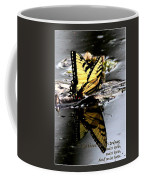 Missing You - Butterfly Coffee Mug