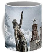 Mission At San Luis Coffee Mug