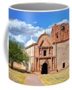 Mission At Tumacacori Coffee Mug