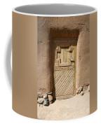 Mission Door Coffee Mug