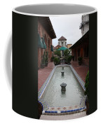 Mission Inn Roof Top Pond Coffee Mug