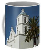 Mission San Luis Rey Iv Coffee Mug