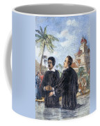 Missionaries: Baptism Coffee Mug