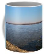 Mississippi River View Coffee Mug