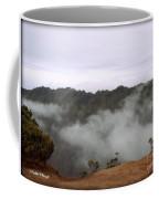 Mists From The Kalalau Valley Coffee Mug