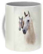 Misty Coffee Mug by Betty LaRue