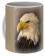 Misty Eagle Coffee Mug