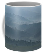 Misty Hills Of Chiriqui Coffee Mug by Heiko Koehrer-Wagner