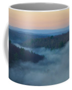 Misty Mountain Hop Coffee Mug by Bill Cannon