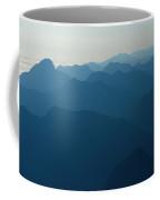 Misty Mountain Ridges Coffee Mug