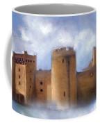 Misty Romantic Scotland Coffee Mug