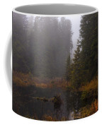 Misty Solitude Coffee Mug