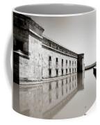 Moat Around Fort Delaware Coffee Mug