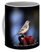 Mockingbird Holidays Coffee Mug
