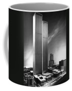 Model Of World Trade Center Coffee Mug